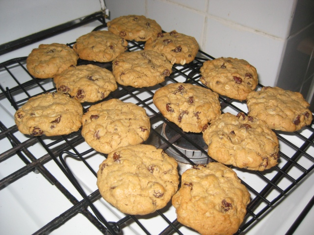 Guiltless Cookies