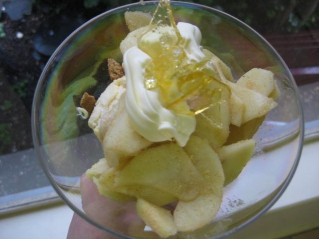 Deconstructed Apple Pie