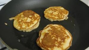 Cooked Apple Pancake