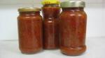 Bottled Tomato Chutney