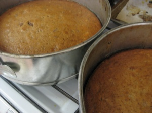 Cooked Fig Cake