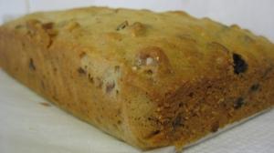 Baked Date Loaf