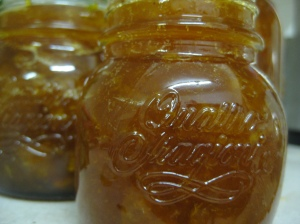 Orange, Mandarin and Ginger Marmalade