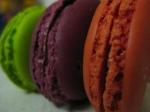 Shocolote Macaron Fruit Skewer