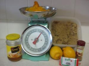 Pumpkn Butter Ingredients
