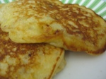 Banana and Oat Pancakes