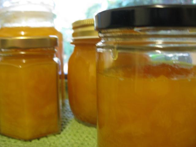 Nectarine Jam – Preserve The Taste of Summer | To Serve ...